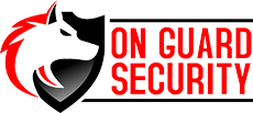 ON GUARD SECURITY LOGO